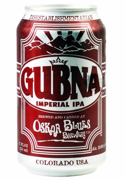 Review : Oskar Blues Gubna