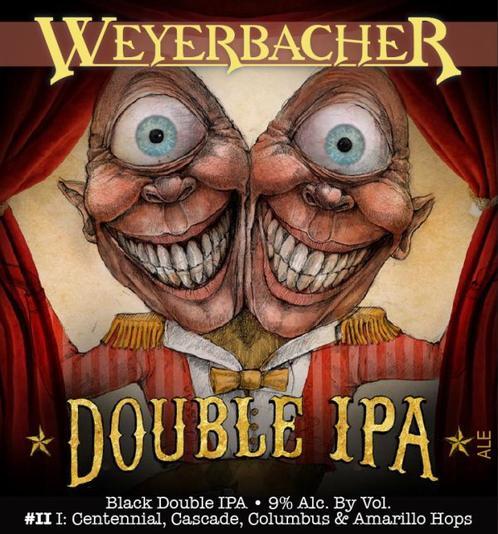 Review : Weyerbacher Double IPA #3