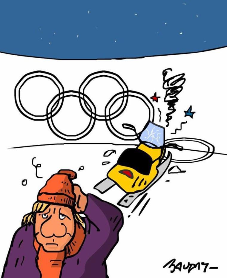 """Spécial """"Les dessins d'actualité de l'illustrateur Hervé Baudry"""" - Dessin n° 1/2 !..."""