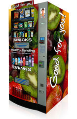 Why Prefer to Get Acquainted with HUMAN Healthy Vending?
