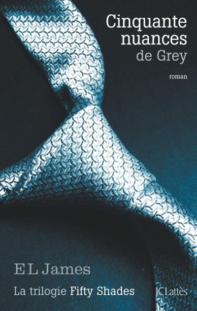 'Cinquante nuances de Grey' de EL James