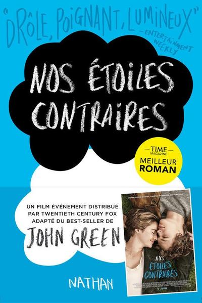 'Nos Etoiles Contraires' de John Green