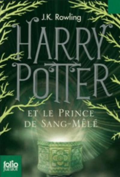 'Harry Potter, tome 6 : 'Harry Potter et le Prince de Sang-Mêlé' de J.K. Rowling