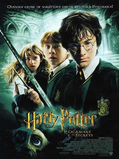 'Harry Potter et la chambre des secrets'