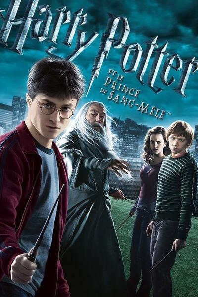 'Harry Potter et le Prince de sang mêlé'