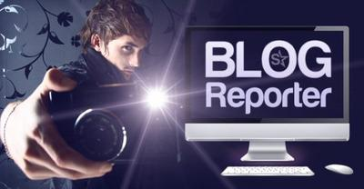 Deviens Blog Reporter !