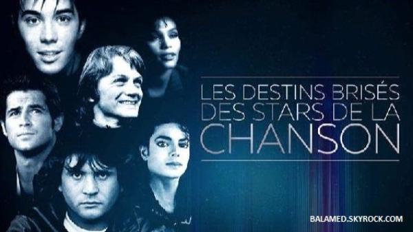 W9 : Documentaire �Les destins bris�es des stars de la chanson� Jeudi 30 Juin 2016 � 20h55