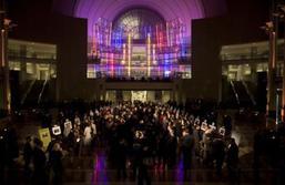 Washington - Commémoration : International Center for Journalists, 27 ans
