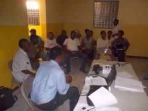 Haïti - Éducation : Formation sur les changements climatiques et leurs conséquences