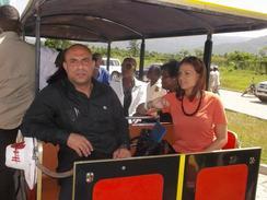 Jacmel – Tourisme : Lancement des projets du centre historique de Jacmel