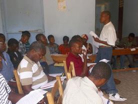 Jacmel - Education: Des étudiants de la RIJC formés sur le Journalisme d'investigation
