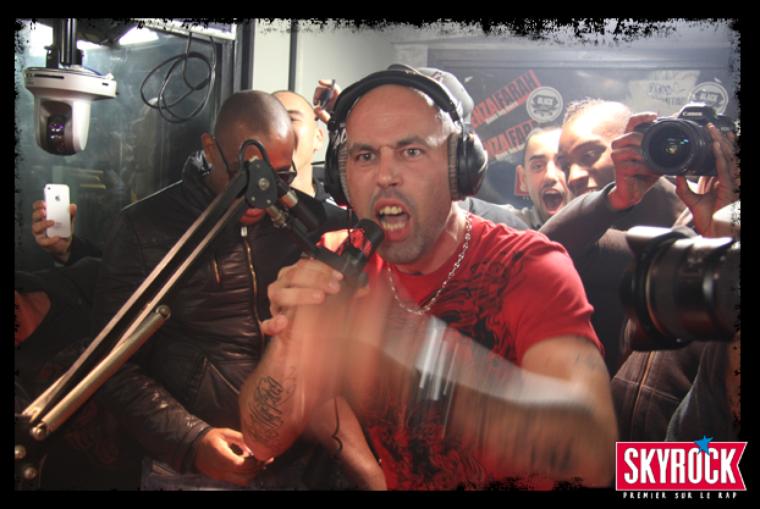 Plan�te Rap de SINIK : vendredi