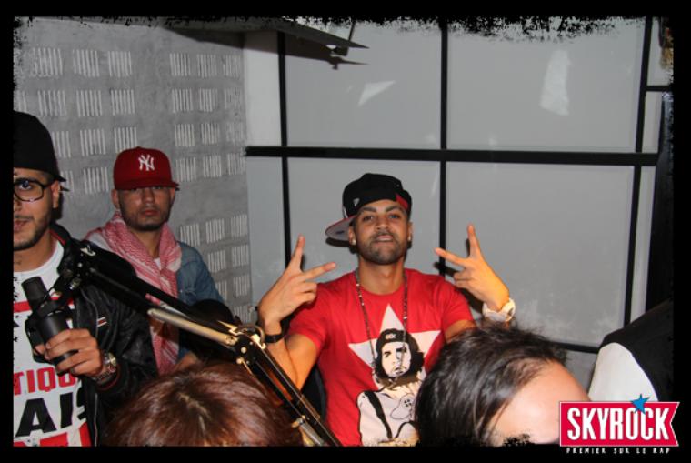 Troisième jour pour Zifou dans Planète Rap sur Skyrock