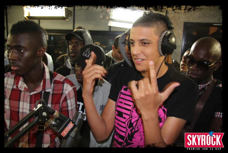 Dernier jour pour Zifou à Planète Rap sur SKYROCK
