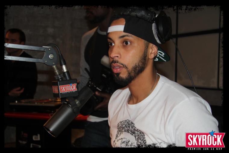 DIsiz dans Planète Rap sur SKYROCK : mardi