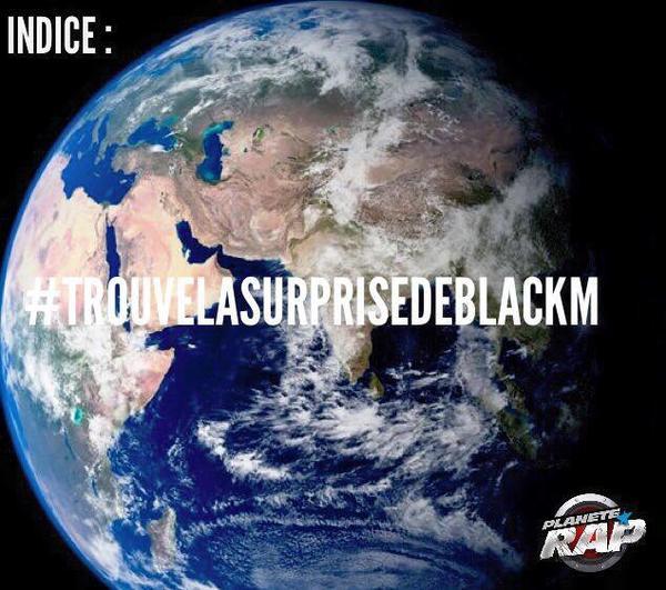 Black M: sa surprise, enfin d�voil�e
