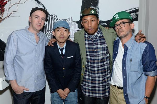 10e anniversaire de Billionaire Boys Club - New York City - 4 juin 2013