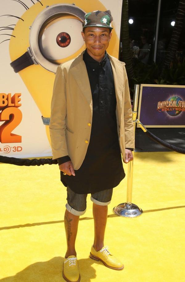 Avant-Première de Despicable Me 2 - Hollywood - 22 juin 2013