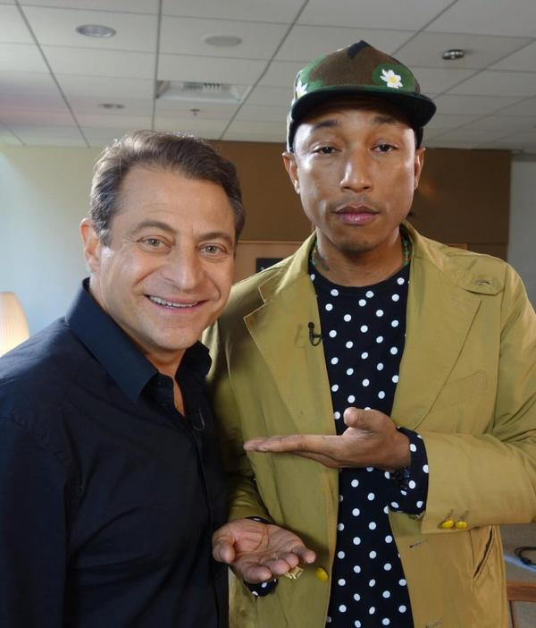 Pharrell - Los Angeles - 27 juin 2013