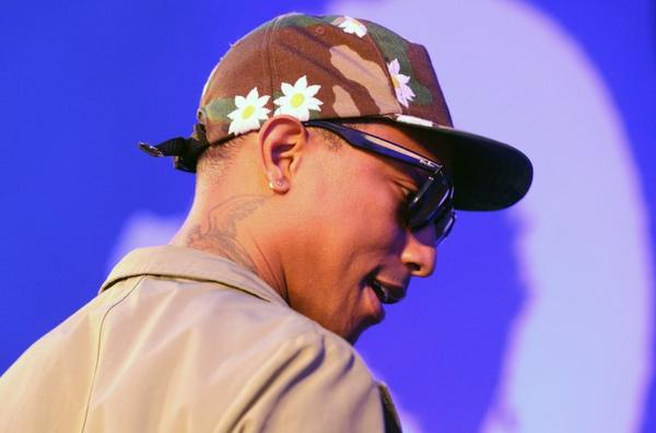 Pharrell - Berlin - 2 juillet 2013