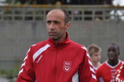 Romain Djoubri nouvel entra�neur de l'�quipe fanion du FC Rouen !
