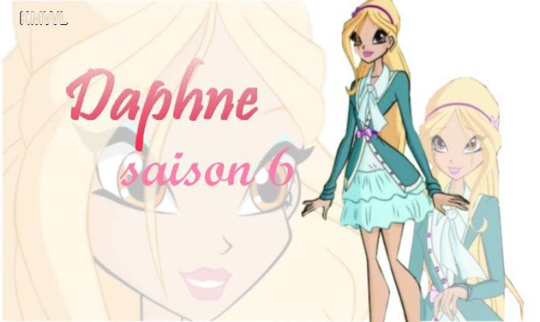 26/10/13 : Daphne saison 6