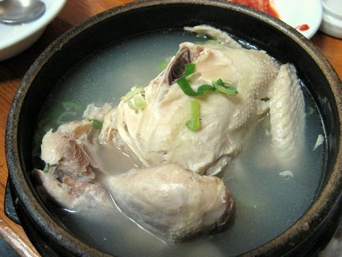 Cor�e du sud 10 : Cuisine