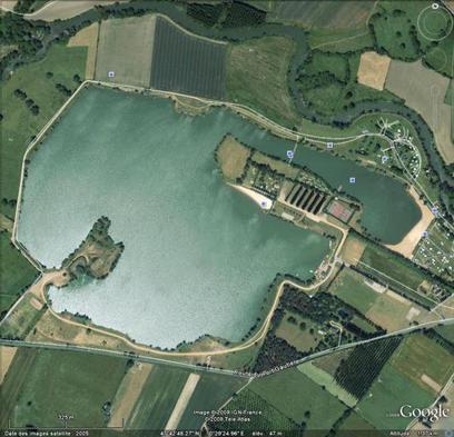 Lac des Varennes (Mar�on - 72)