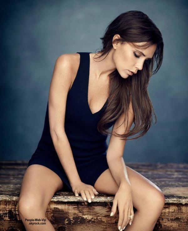 """Victoria Beckham:  """"Vogue Chine"""" d�voile quelques photos de madame Beckham qui fera une apparition dans le num�ro de Janvier du magazine."""