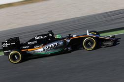 > 5] Sahara Force India VJM09 Mercedes Benez- Capable de se hisser dans le top 4 cette ann�e ?