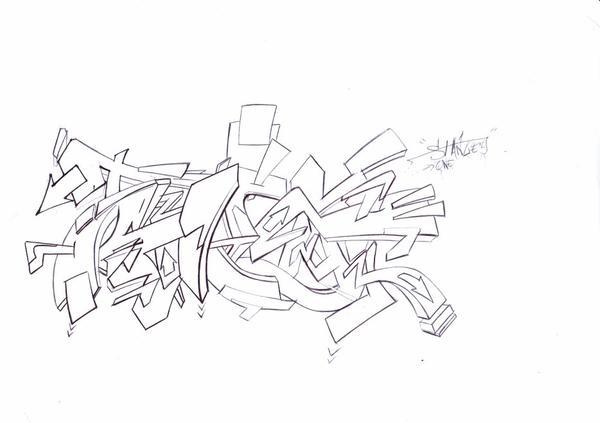 mon graffe