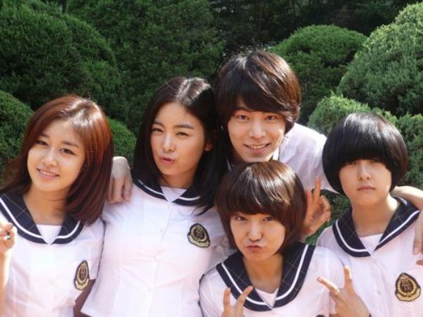 Jungle Fish2//Drama Coreen // 8 épisodes //Ecole & Drame // 2009
