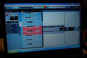 AMNESIA en studio