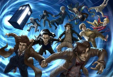 Doctor Who, une série dymanique en phase avec son époque