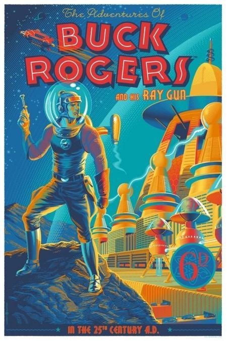 Buck Rogers, ou la science vue de façon positive