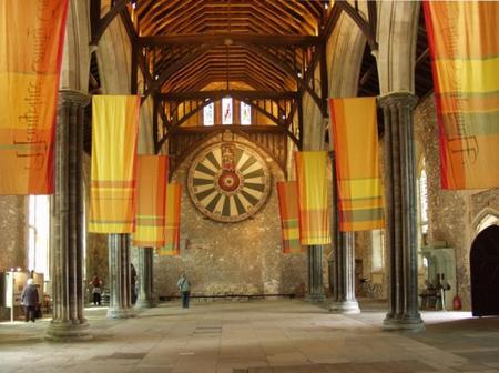 La Table ronde de Winchester : une belle reprise d'une légende
