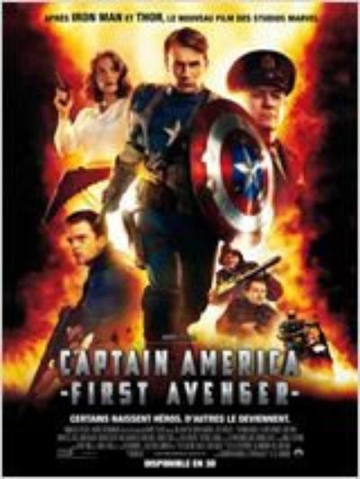 Captain America 1: First Avenger