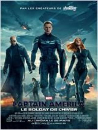 Captain America 2: le soldat de l'hiver
