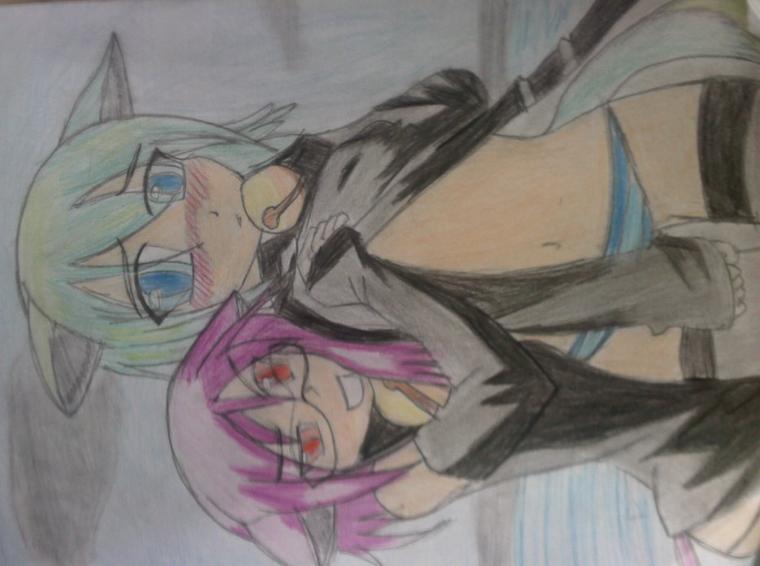voila quelque une de mes dessins ^^