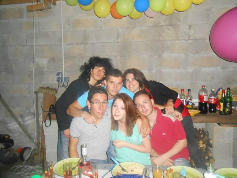 Ma Seconde famille depuis bient�t 4ans♥