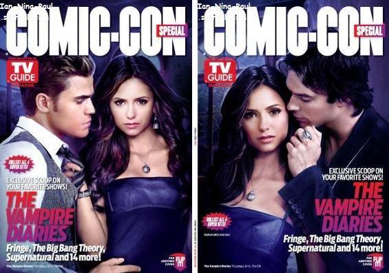 Magazine Nina + Comic-Con Magazine + Clip de Nina