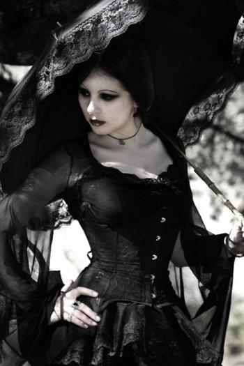 Gothic Clothing Style