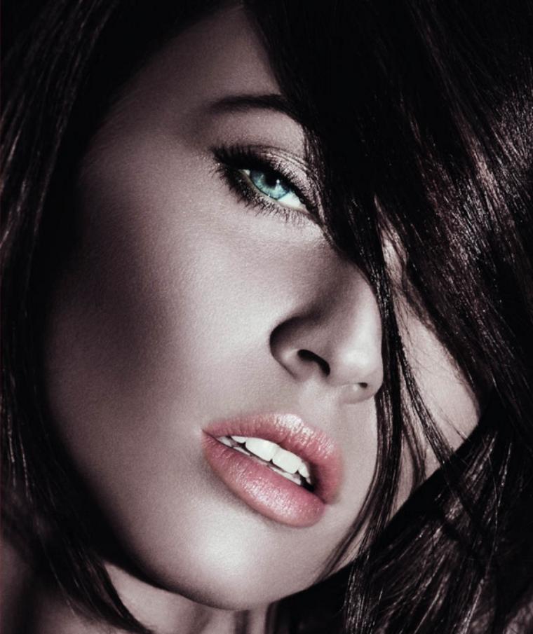 Megan Fox for Giorgio Armani ( Summer 2011 )