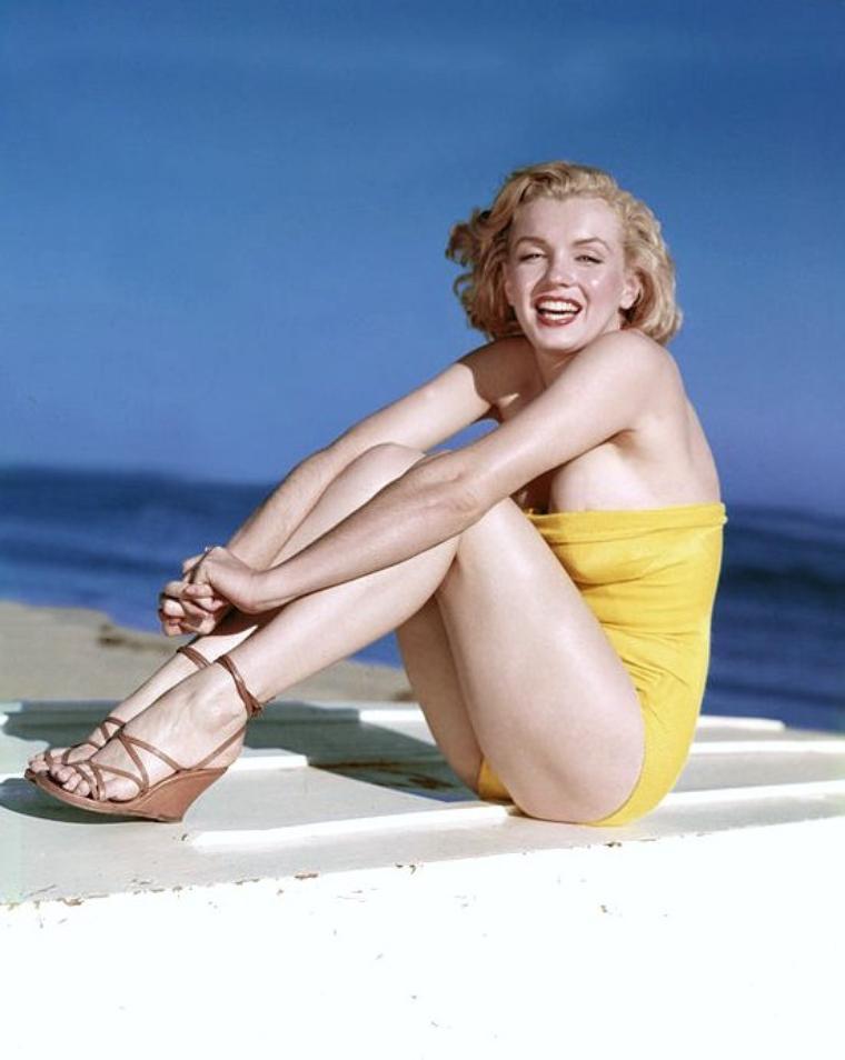 Marilyn Monroe The Legend Lives On
