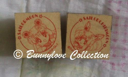 Eternal Sailor Moon Stamps
