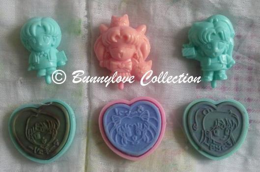 Sailor Moon Super S Stamp