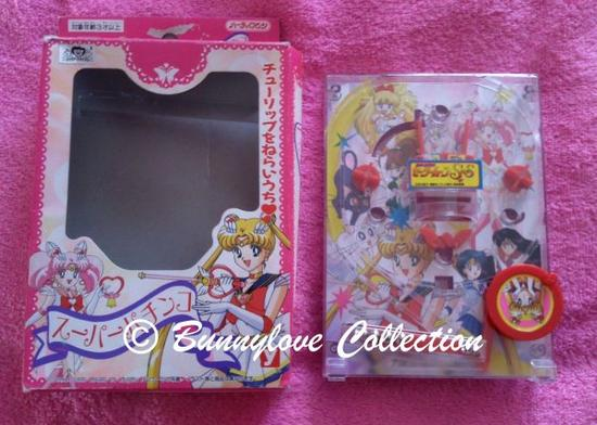 Sailor Moon Super S Flipper Game