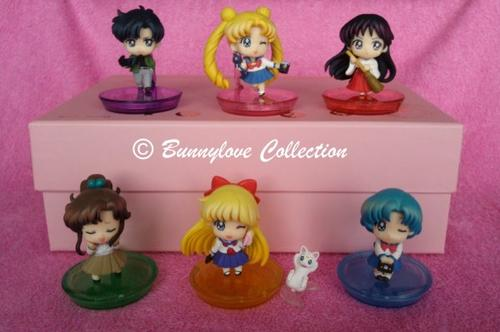Sailor Moon Puchi Chara III Limited Edition