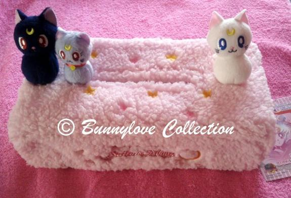 Sailor Moon Tissu box cover