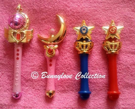 Sailor Moon Stick Pen Gashapon 1
